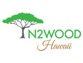 N2Wood Hawaii Logo