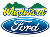 Windward Hawaii Ford logo